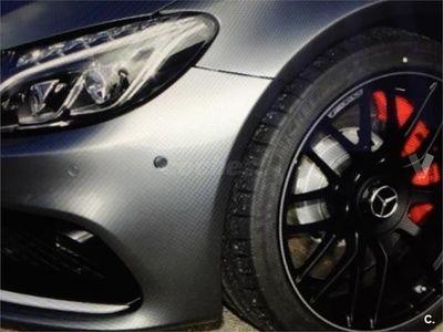 usado Mercedes C63 AMG Clase CAmg Sport Coupe 2p. -16