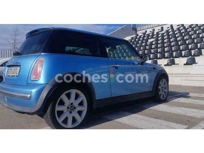 usado Mini One D 75 cv en Girona