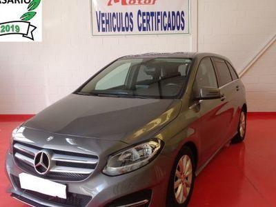 usado Mercedes B200 ClaseCDI