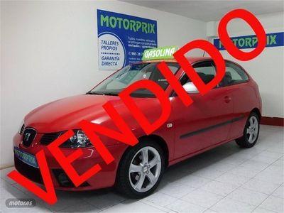 usado Seat Ibiza 1.4 16V 100 CV SPORT RIDER