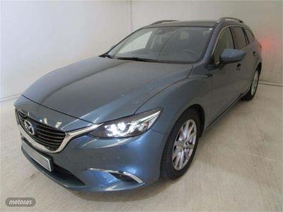 used Mazda 6 2.2 DE 150cv AT Style WGN