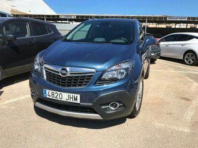 usado Opel Mokka 1.6 CDTi 4X2 Auto Excellence