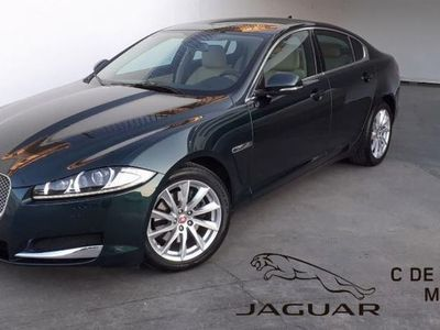 usado Jaguar XF 2.2D LUXURY AUTO 200 4P
