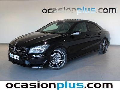 usado Mercedes CLA220 CDI Aut. Edition 1 AMG Line (170CV)
