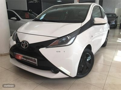 gebraucht Toyota Aygo 1.0 70 xplay