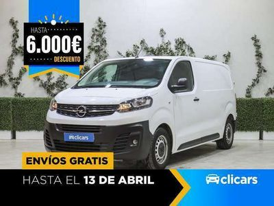 usado Opel Vivaro 2.0 Diésel 110kW (150CV) M Std Select