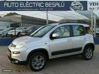 usado Fiat Panda 4x4 1.3 75cv Diesel E5