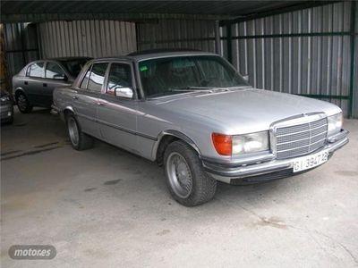 brugt Mercedes 200 SE Automático