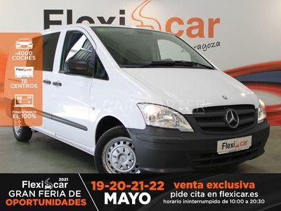 usado Mercedes Vito Vito 113 CDIL Extralarga 4p