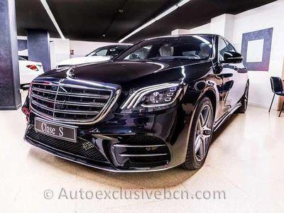usado Mercedes S350 d Largo | AMG | Todos Los Extras | -43 % Dto