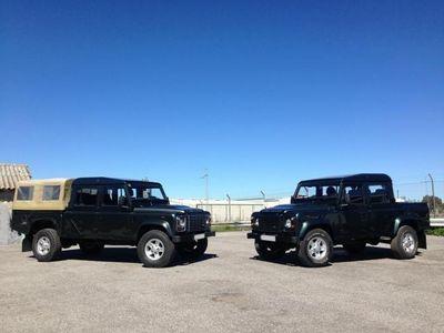 usado Land Rover Defender 130 2.5TD5 CREW CAB pickup 90kW (122CV)