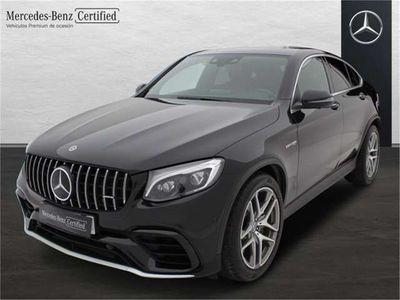 usado Mercedes GLC63 AMG GLC 63 AMGAMG 4Matic Aut. Coupe