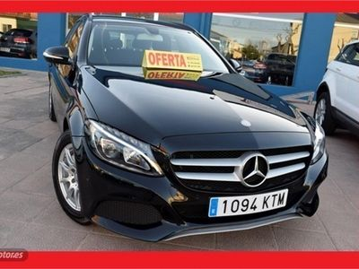 used Mercedes C220 Clase CBlueTEC Sportive Exclusive Estate