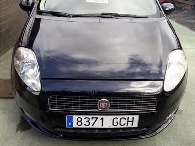 brugt Fiat Grande Punto 1.3 Multijet 16v 90 Sport
