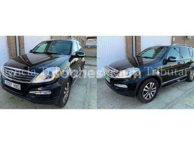 usado Ssangyong Rexton W 200 E-xdi Limited 4x4 Aut. 155 cv en Valencia