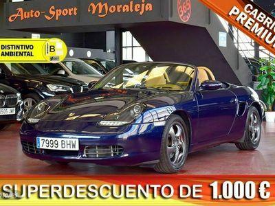 usado Porsche Boxster S 252 cv en Madrid