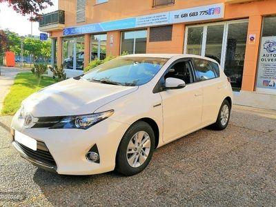 usado Toyota Auris 1.8 VVT-i HSD 16V CVT Hibrido