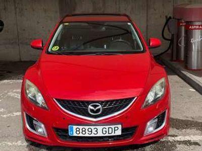 usado Mazda 6 Wagon 2.0CRTD Luxury