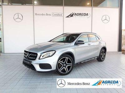 usado Mercedes GLA200 d 7G-DCT