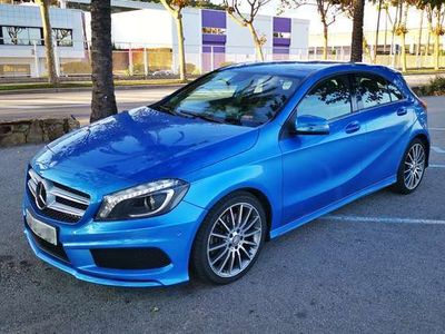 usado Mercedes A250 BE AMG Line 4Matic 7G-DCT