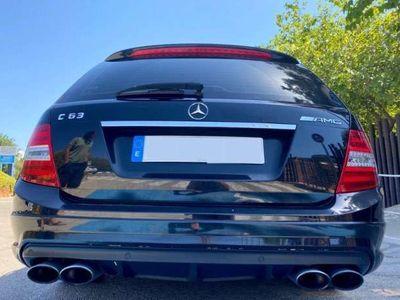 usado Mercedes C63 AMG AMG Clase Estate S204 Estate Aut.