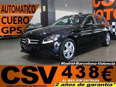 usado Mercedes 250 C Estate BlueTec 7G Plus