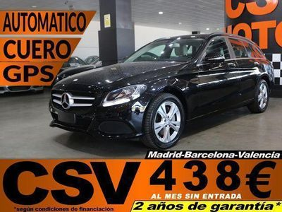 usado Mercedes C250 C Estate BlueTec 7G Plus