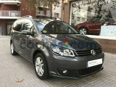 usado VW Touran 1.6tdi Edition 105 105 cv en Barcelona