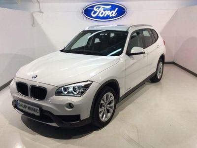 usado BMW X1 sDrive 18dA Impuestos y cambio de nombre incluidos