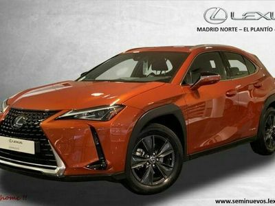 usado Lexus UX 250h Business. 198€/mes.