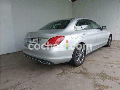 usado Mercedes 170 Clase C C 220blueteccv