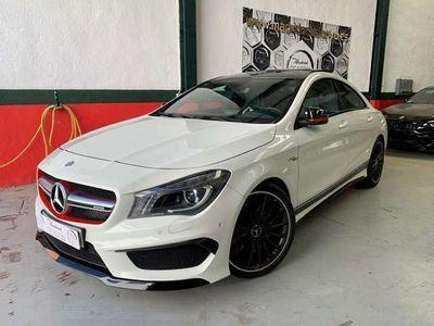 usado Mercedes CLA45 AMG Clase4M Edition 1 7G-DCT