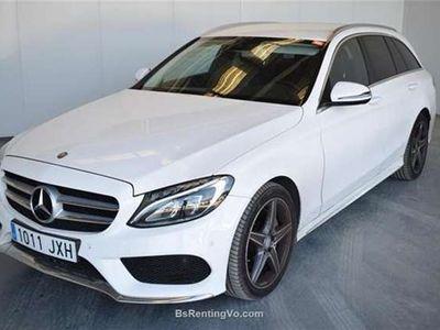 usado Mercedes C220 d Sportive AMG Estate