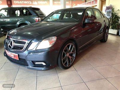 gebraucht Mercedes E350 CDI BE 4M Aut.