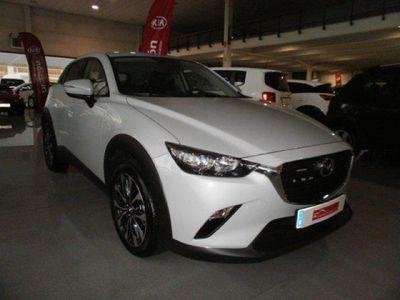 usado Mazda CX-3 1.8 D 85kW (115CV) 2WD Evolution Design