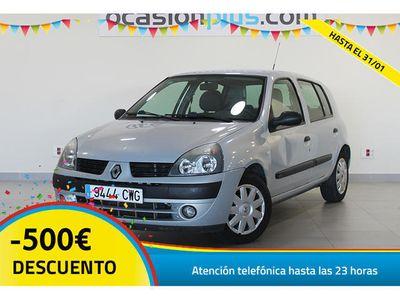 usado Renault Clio 1.5 dCi Pack Authentique 60 kW (80 CV)