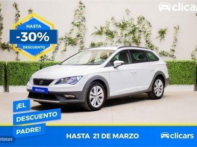 brugt Seat Leon ST 2.0 TDI 110kW 4Drive DSG6 StSp Xp