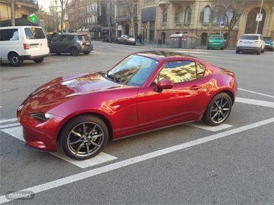 gebraucht Mazda MX5 2.0 118kW 160CV Zenith Sport TT RF
