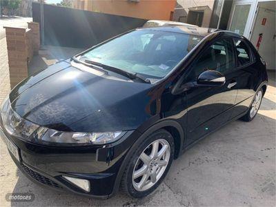 used Honda Civic 2.2i-CTDI Sport
