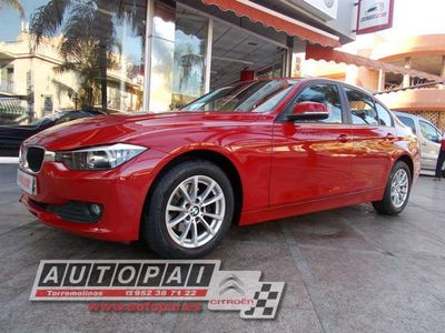 usado BMW 318 Serie 3,NACIONAL,HISTORIAL COMPLETO, IMPECABLE