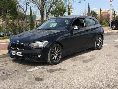 usado BMW 116 Serie 1 3p. Diesel Efficient Dynamics, 48.000 KM¡¡