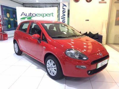 usado Fiat Punto 1.2 8v Easy 51kW (69CV) S&S Gasolina PRECIO VÁLIDO