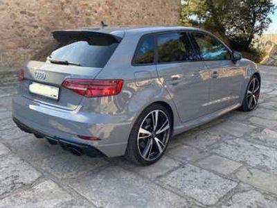 usado Audi RS3 Sportback quattro S tronic 294kW