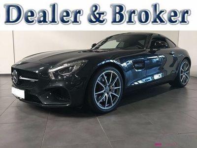 usado Mercedes AMG GT COUPE A BAJO COSTE CON CASHBACK