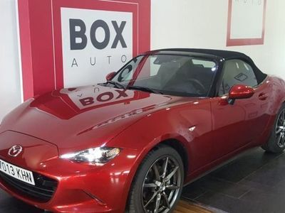 gebraucht Mazda MX5 2.0 Luxury Soft Top