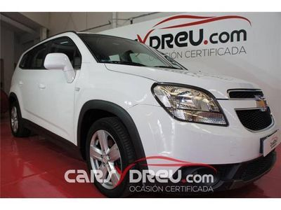 usado Chevrolet Orlando 2.0 VCDI LT 163CV
