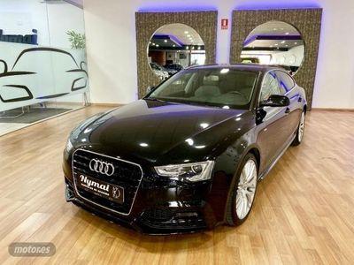 usado Audi A5 1.8 TFSI 177CV S-LINE PLUS