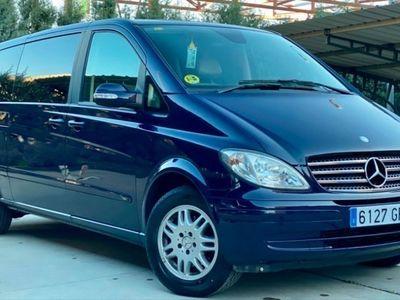 usado Mercedes Viano 2.2 CDI Trend Extralarga