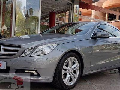 usado Mercedes 350 Clase E CoupéCGI BE Prime Edition Aut.
