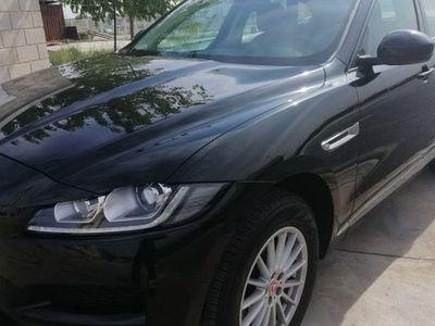 used Jaguar F-Pace 2.0i4D Pure AWD 180